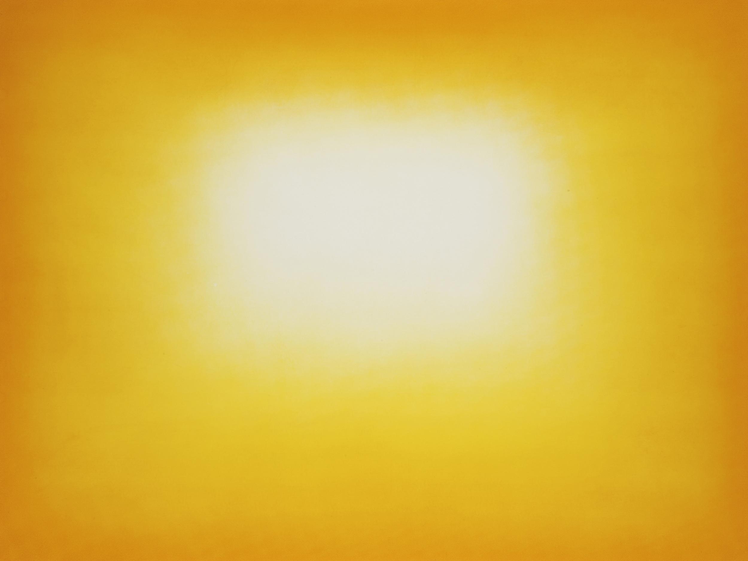 Anish Kapoor  Yellow • 2011 Gravura em metal Edição: 39 76.2 x 100 cm