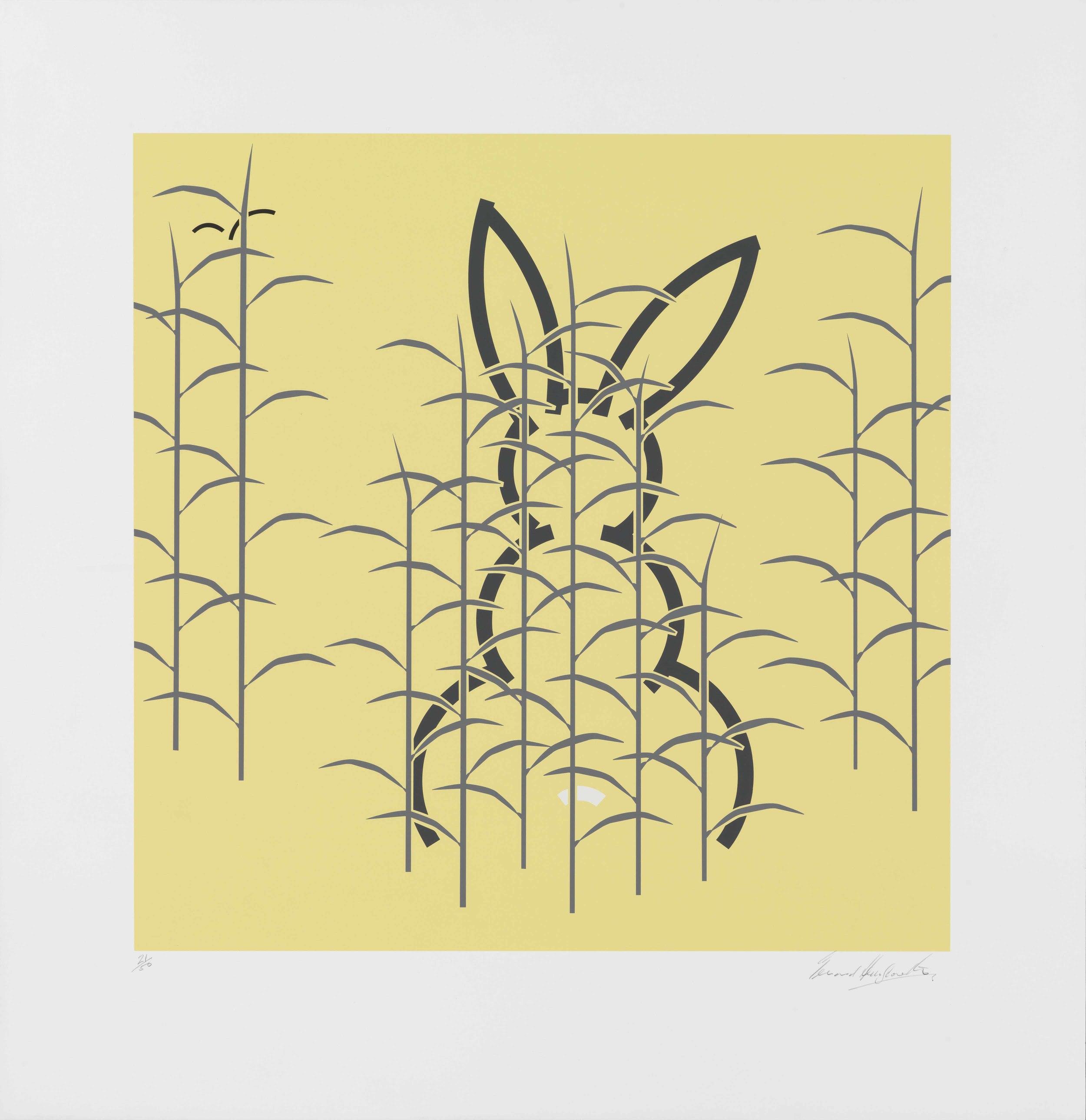 Gerard Hemsworth  Hide and Seek • 2007 Impressão a jato de tinta Edição: 20 84 x 81.2 cm