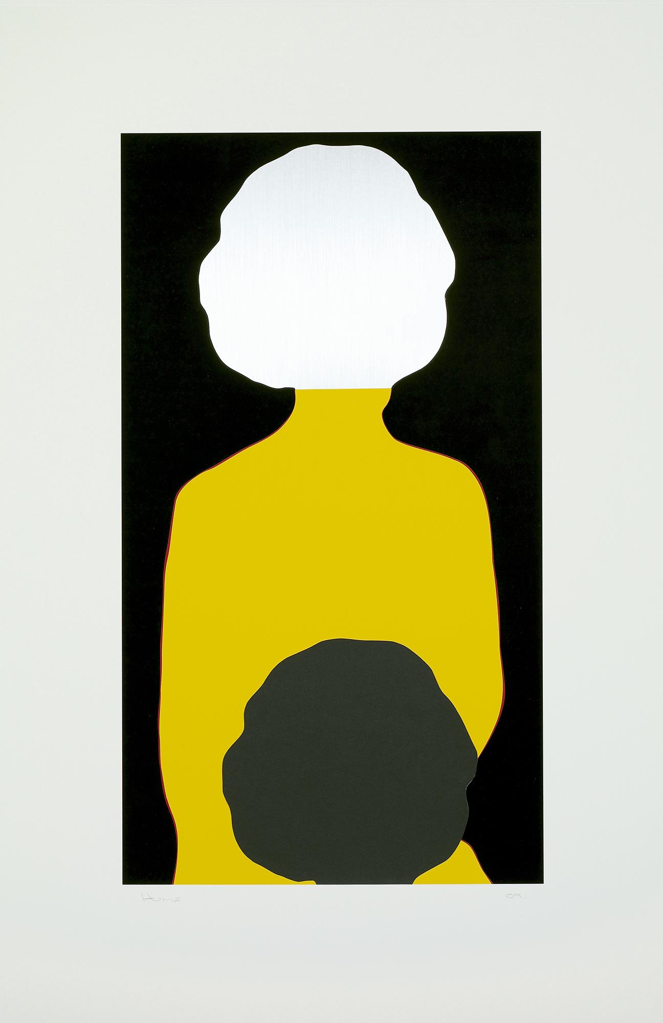 Gary Hume   The Sister Troop • 2009   Serigrafia   Edição: 60   81.6 x 54 cm