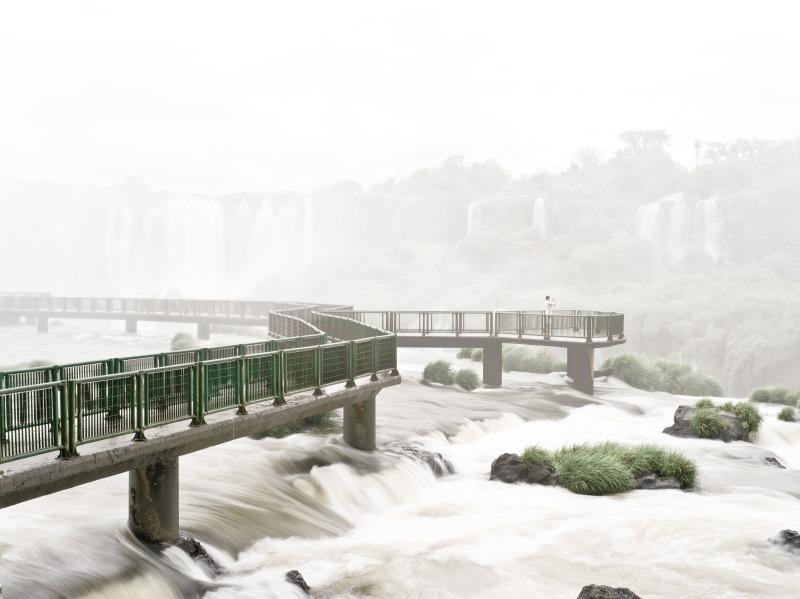 Foz do Iguaçu  2011  fotografia  92cm x 123cm