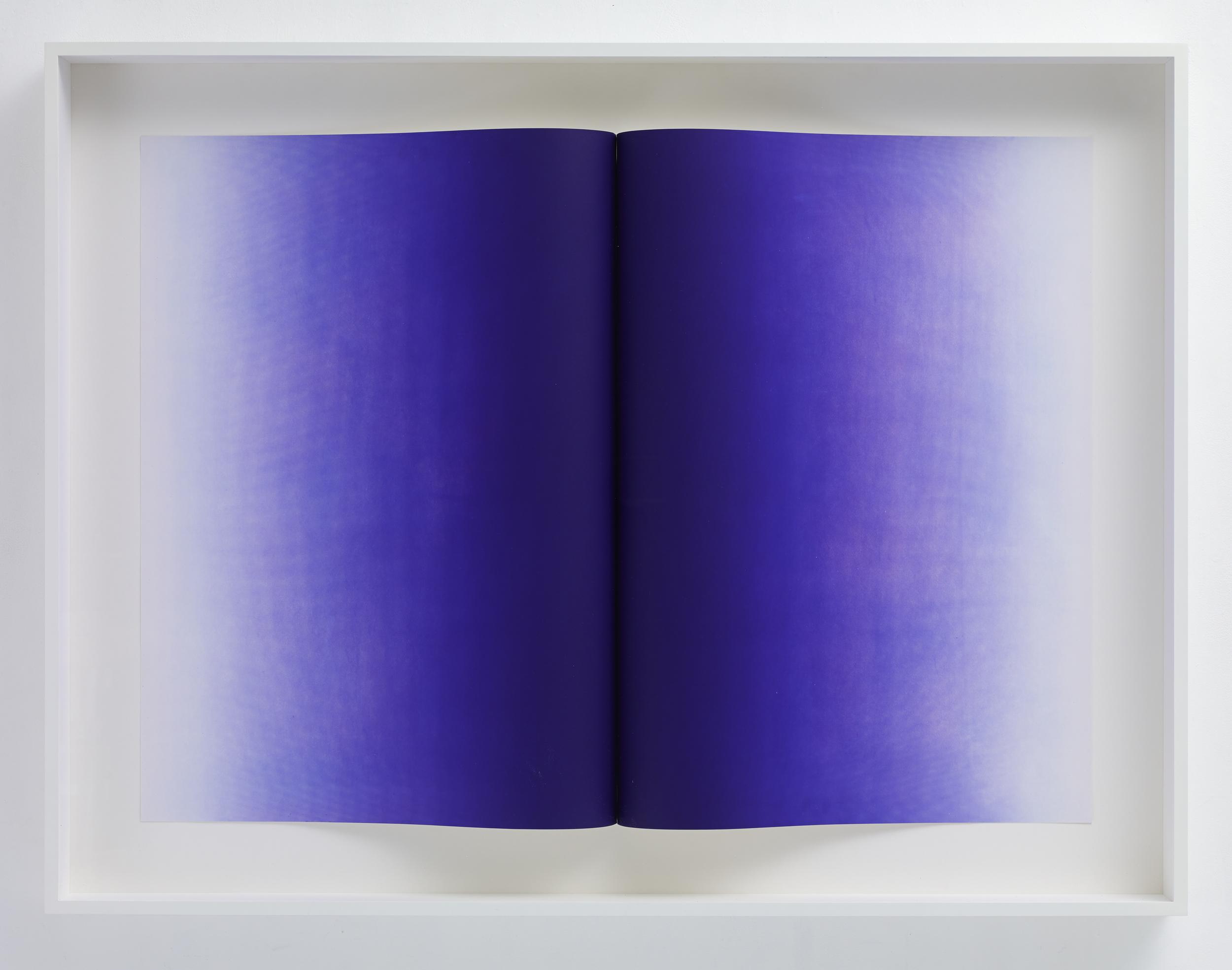 Fold III  2014  gravura em metal  157 cm x 119,8 cm