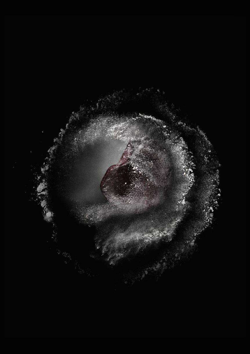 Ophiuchus  Impressão papel 100% algodão Hahnemuhle - Photo Rag 308 gsm  150 x 200cm