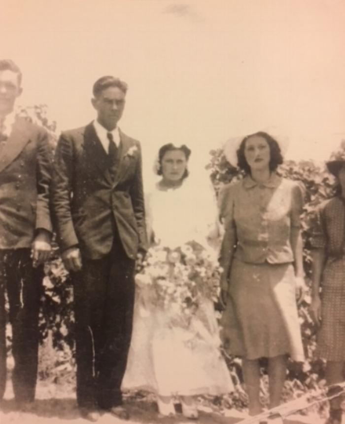 Great grandparents wedding.JPG