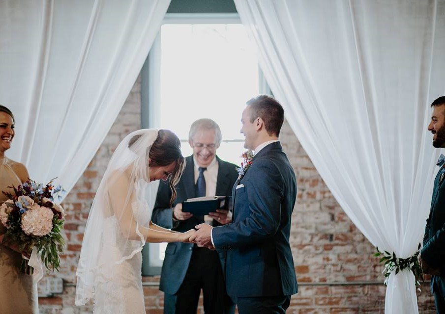 Bread & Chocolate is so much more than just a job... I also got married here in 2016! Photo by Ashley Dru.