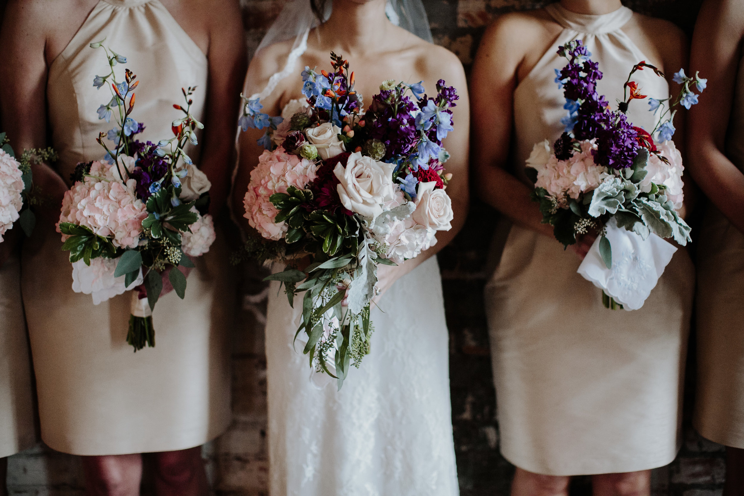 Photo:  Ashley Dru   Bouquet:  Camille's Floral