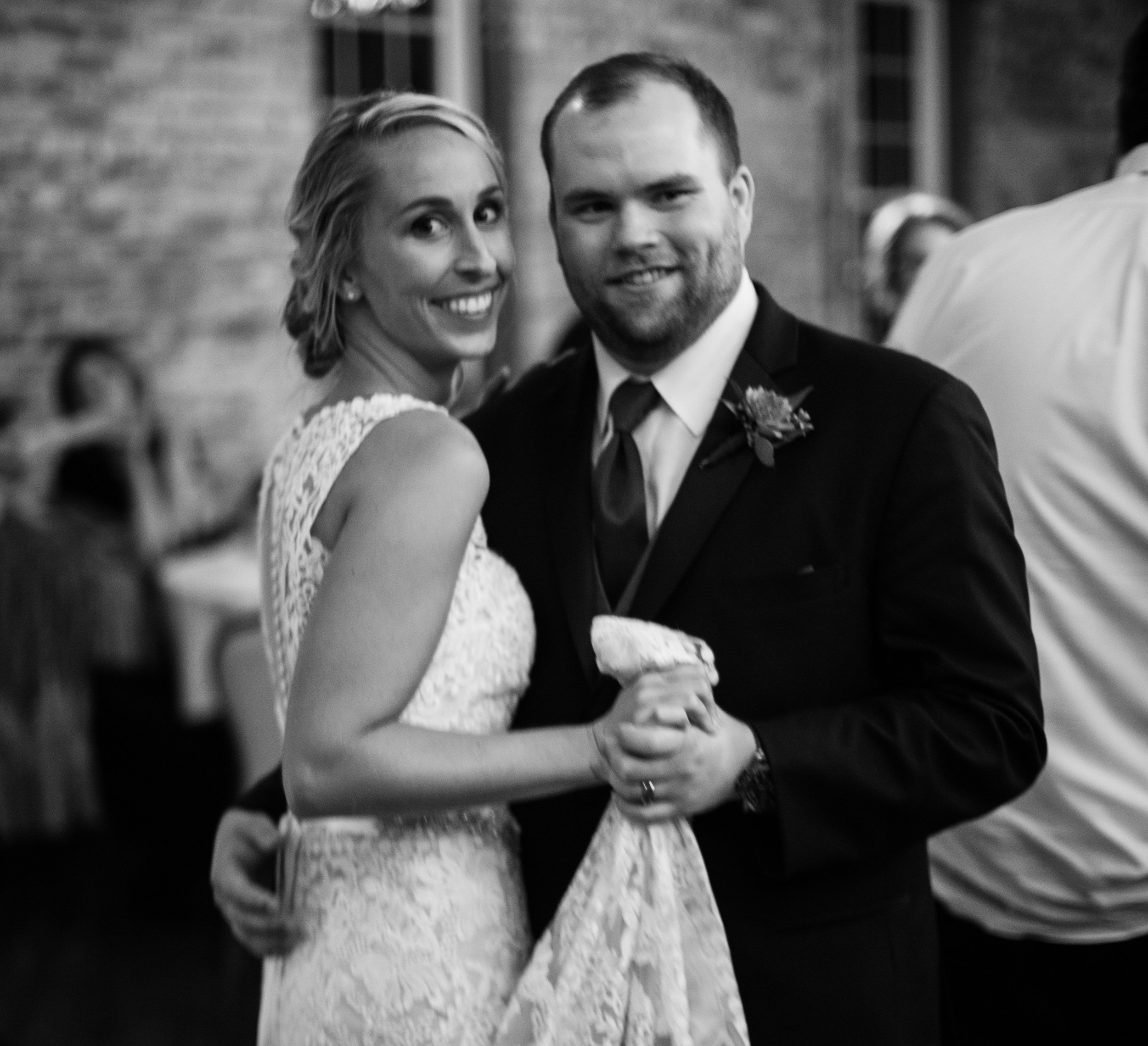Maggie & Brad - 10.2017 - We cannot thank you enough for all of the time, effort and patience you put into make our wedding day absolutely perfect! Everything went as planned, the venue was beautiful, the food was great, and I received so many compliments about how wonderful the staff was. You have a special group there. Thanks for all you do to make the bride and groom's special day so magical!