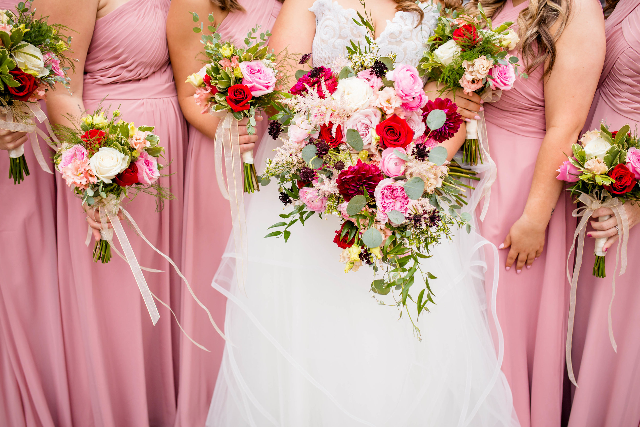 Photo:  Priscilla K Photography  Bouquet:  West View Florist