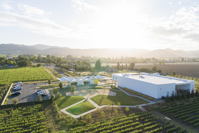 Ashes & Diamonds Winery — Creo landscape architecture