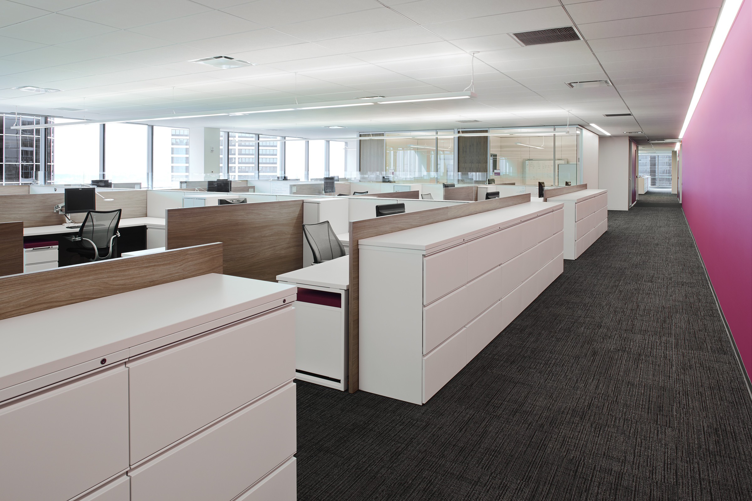 open workplace environment