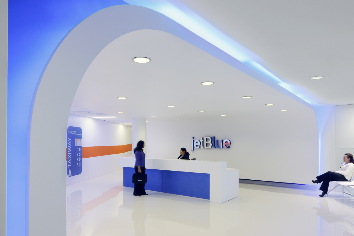 jetBlue offices, NY