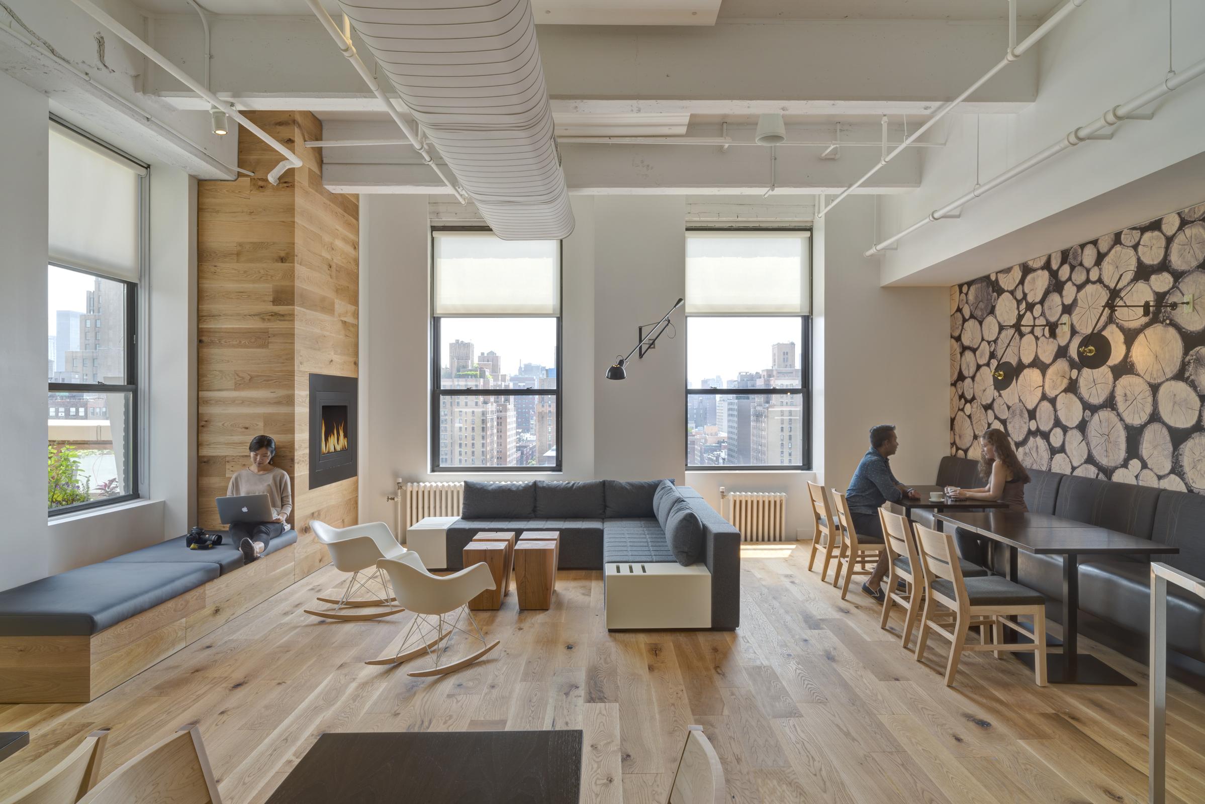 Google HQ, NYC