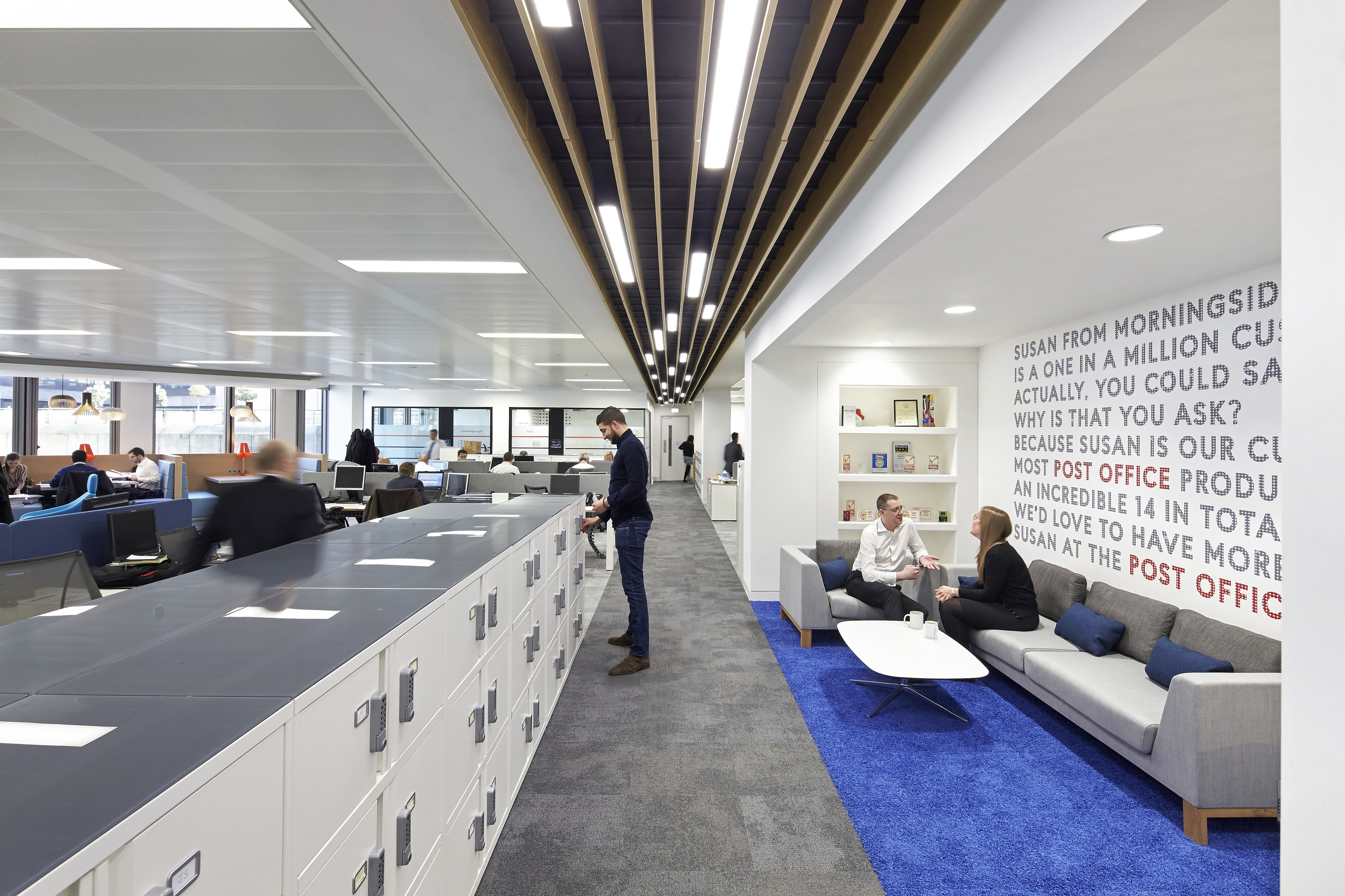 build to suit office space