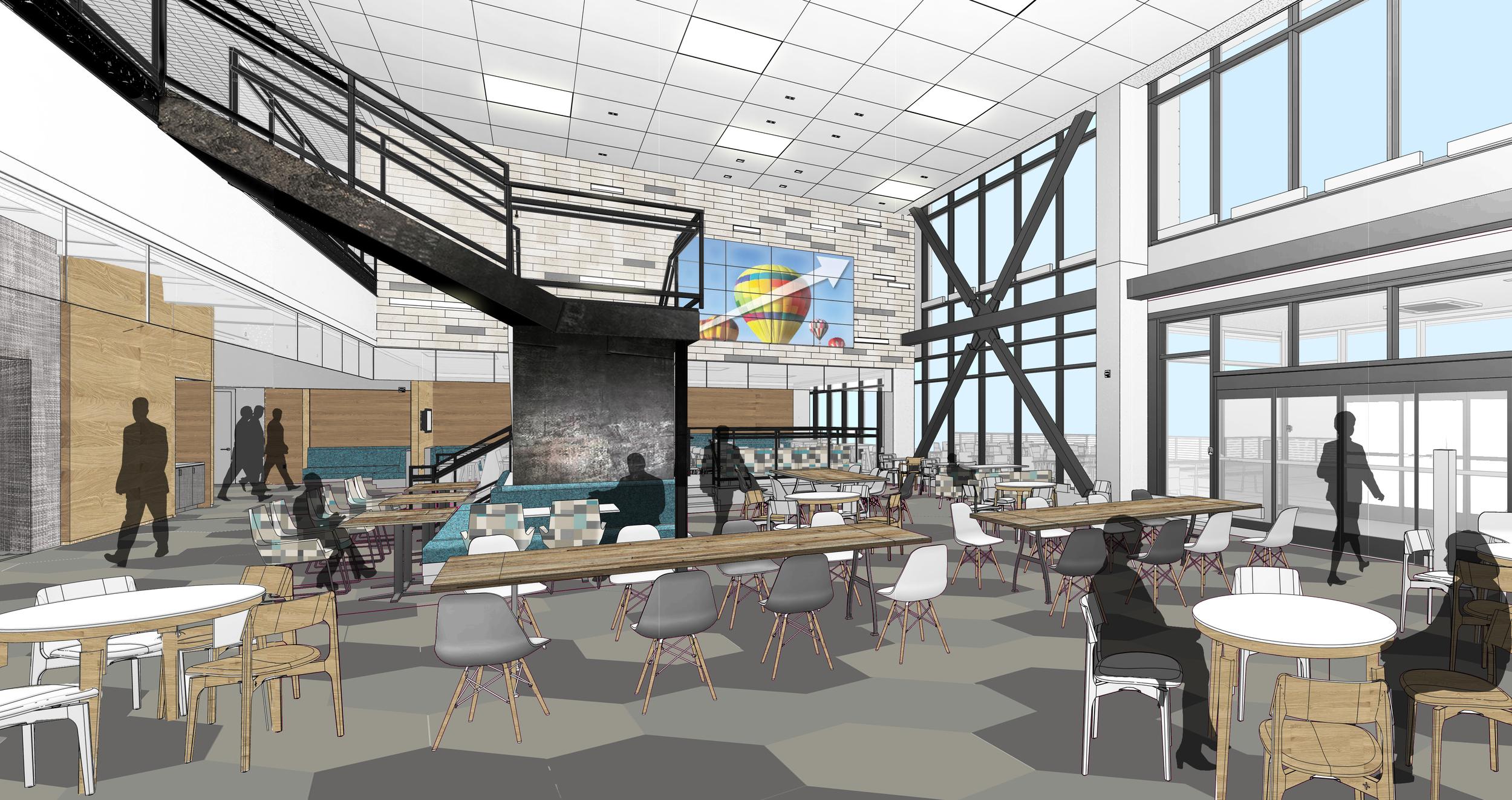 c:\Revit\14145_tnoussis - 3D View - GOOD 0402 CAFE X BRACING VIS