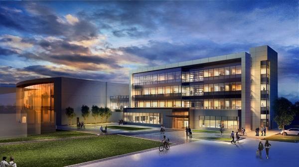 hofstra new center for business