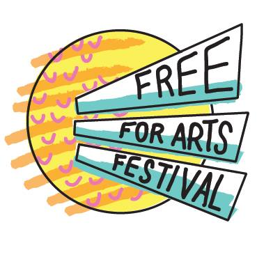Image Courtesy of Free For Arts Festival.