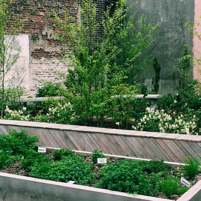 urban gardening is the best.
