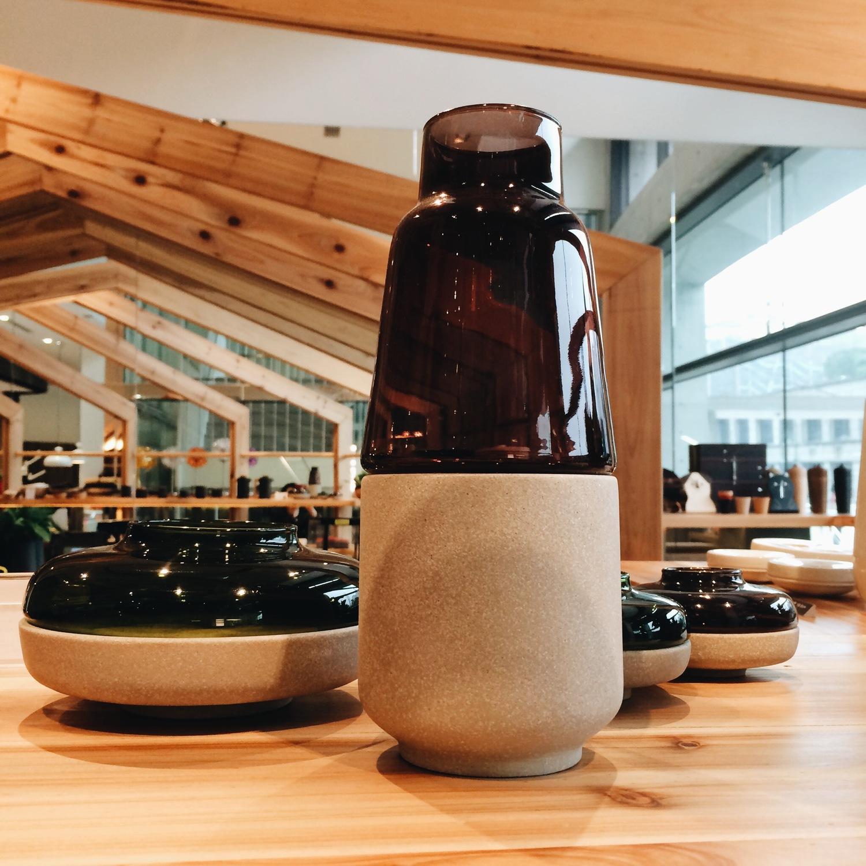 love these vases - look like  muuto ?