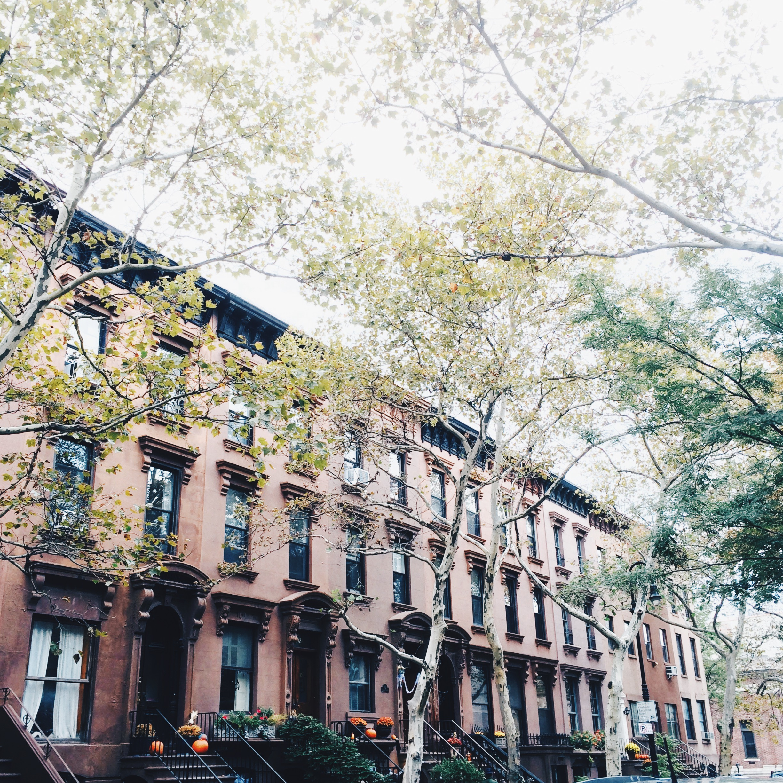 along henry street.