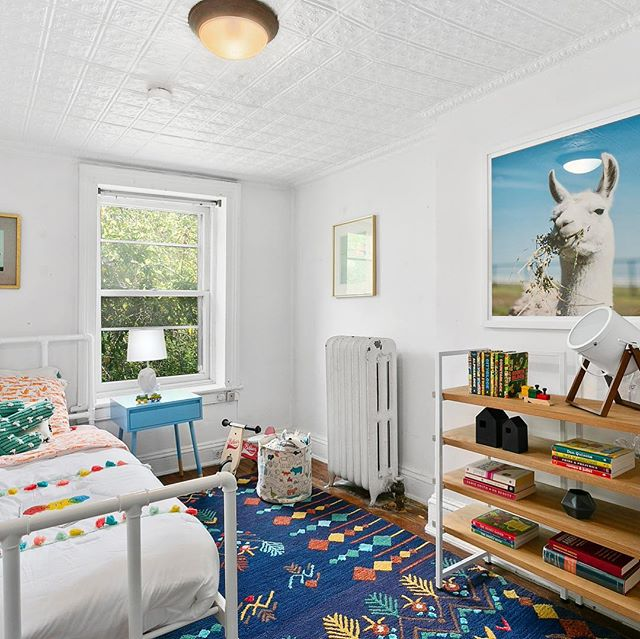 Come visit me and the llama at #160Nevins today in #boerumhill! 2-3pm. #openhousesundays #brooklyntownhouse #brooklynrealestate #corcorangroup
