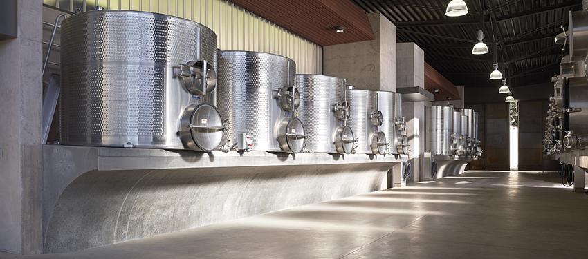 Custom Winery Application