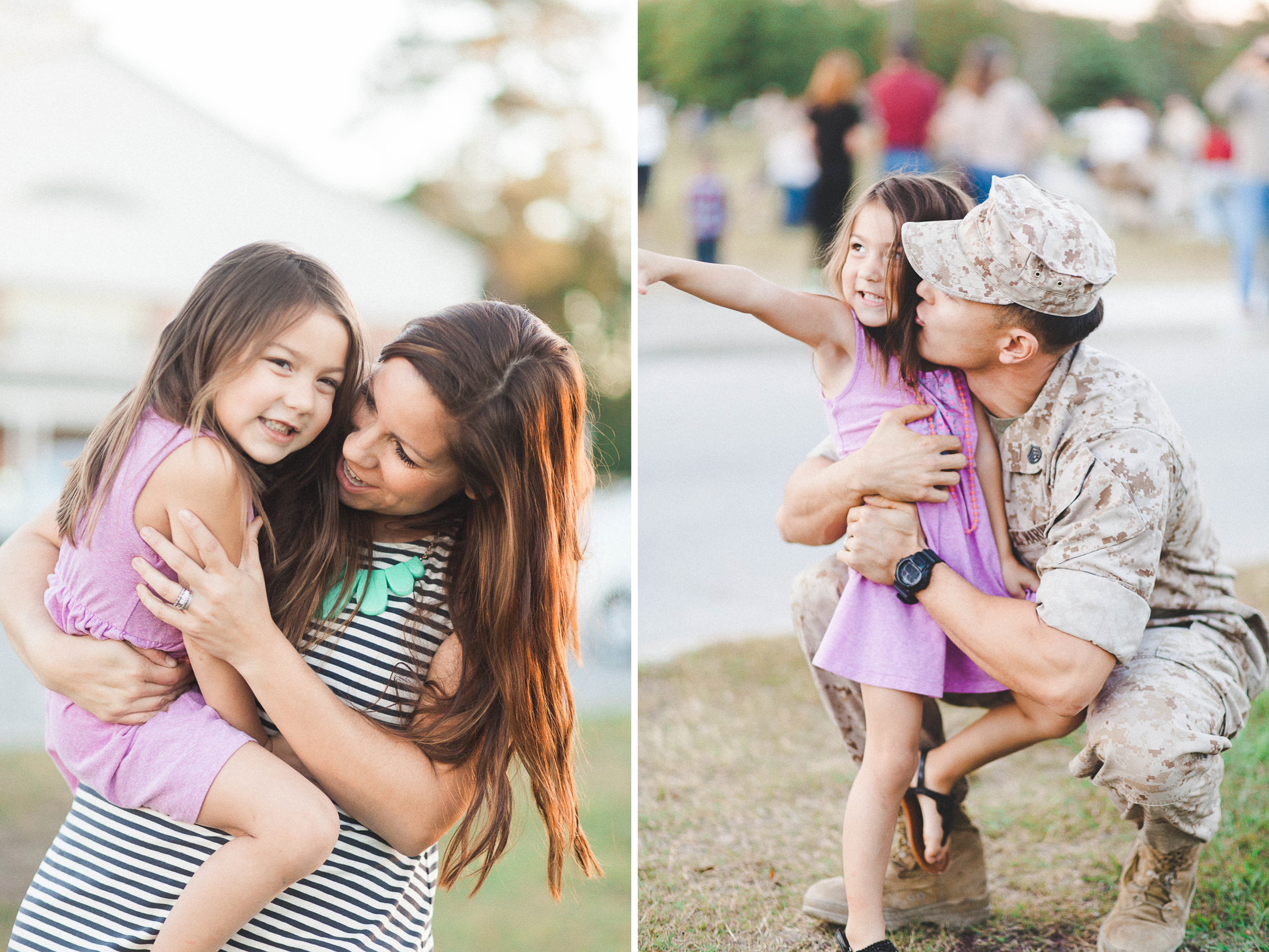Jacksonville NC Photographers - Homecoming Photography