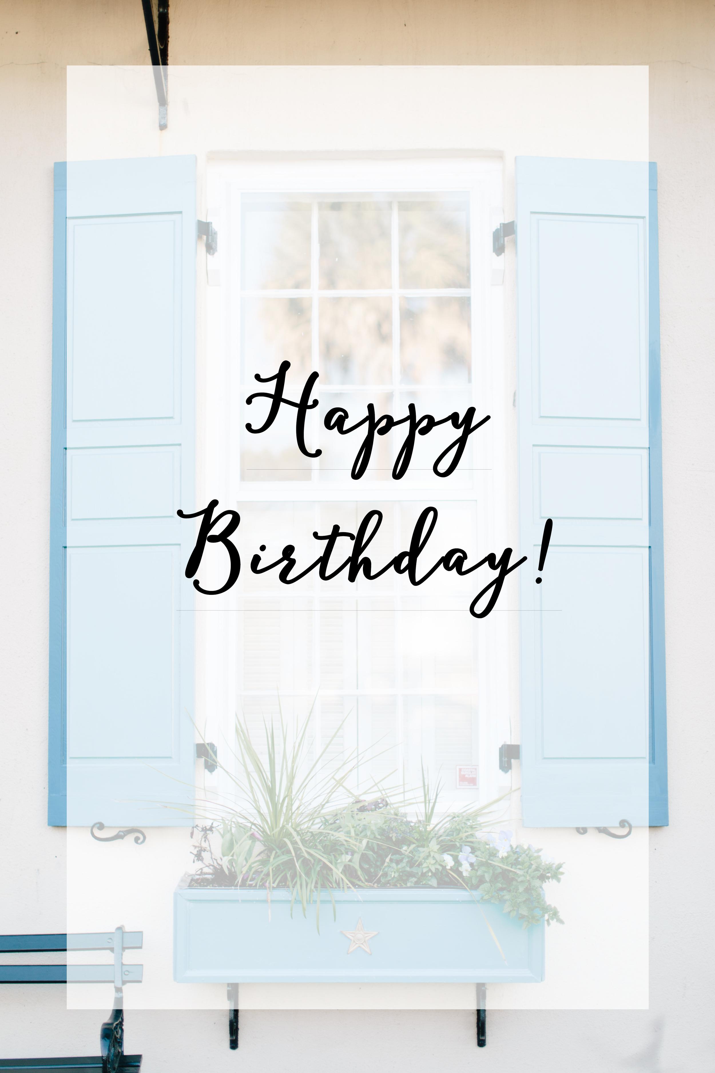 Wilmington Birthday Celebration