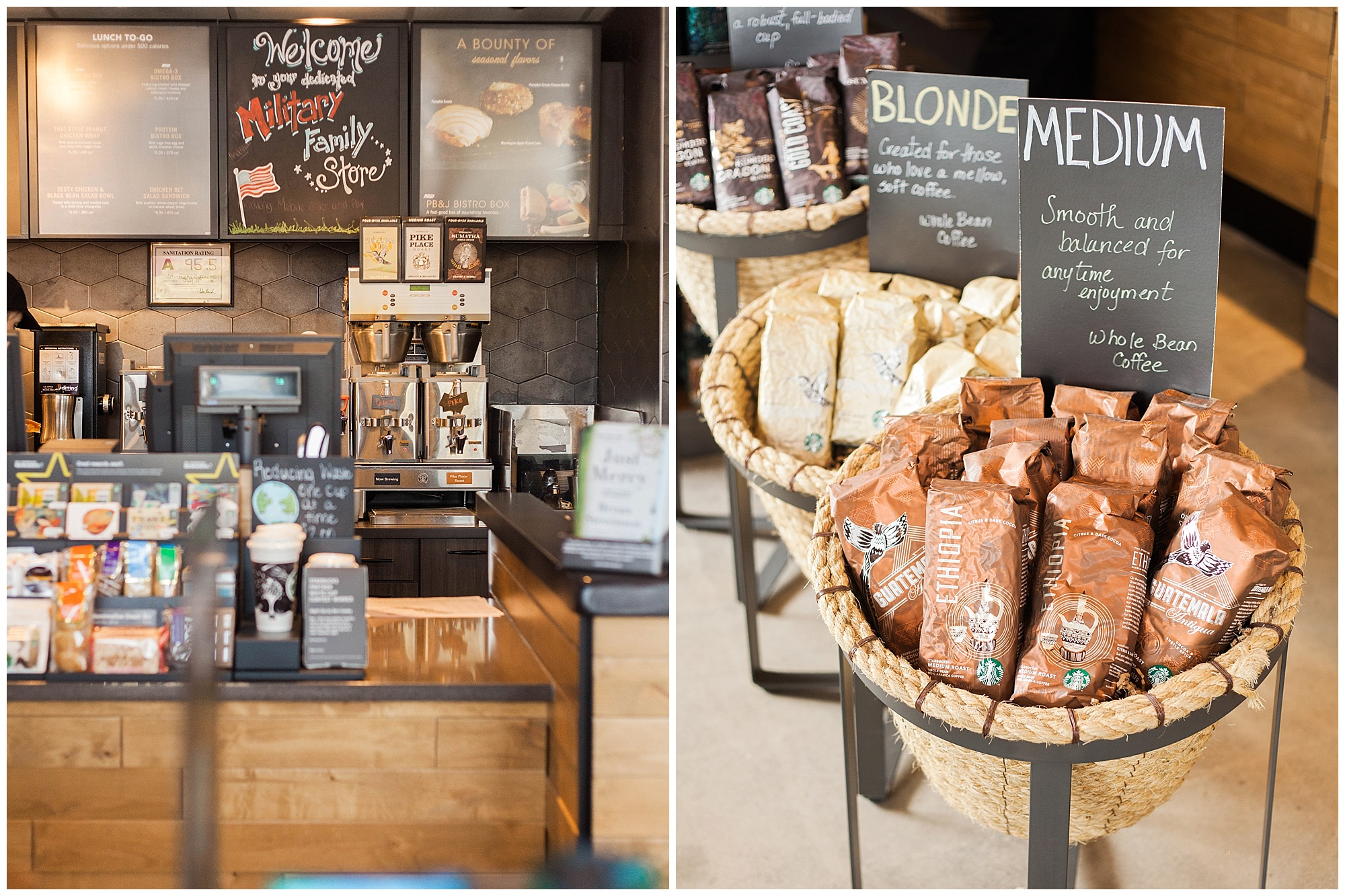 Starbucks | Commercial Photographer Wynona Benson