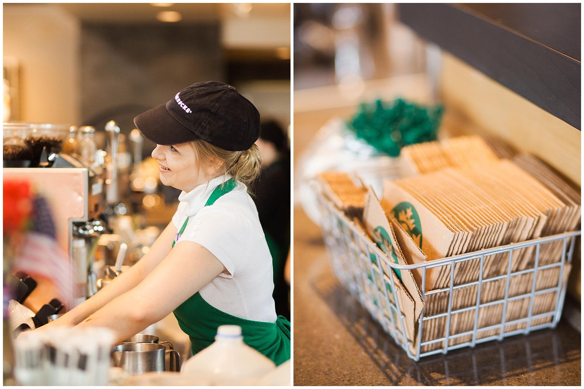 Starbucks Coffee | Commercial Photographer