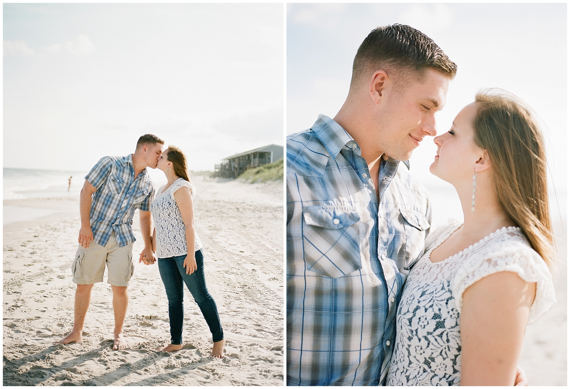Beach Couple Pictures