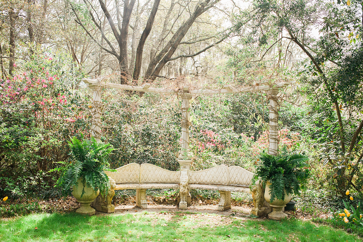 Airlie Gardens Wilmington NC Wedding Venue