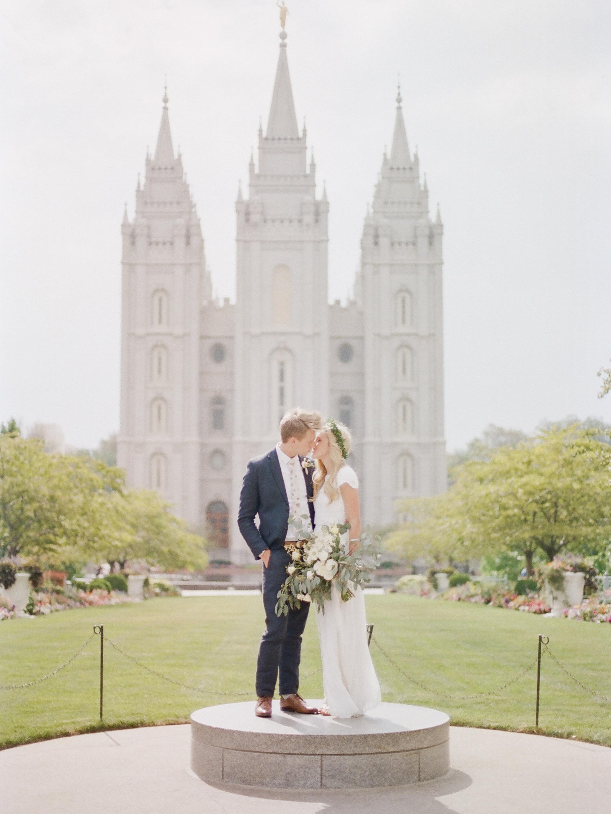 Salt Lake City Utah Wedding Photographers