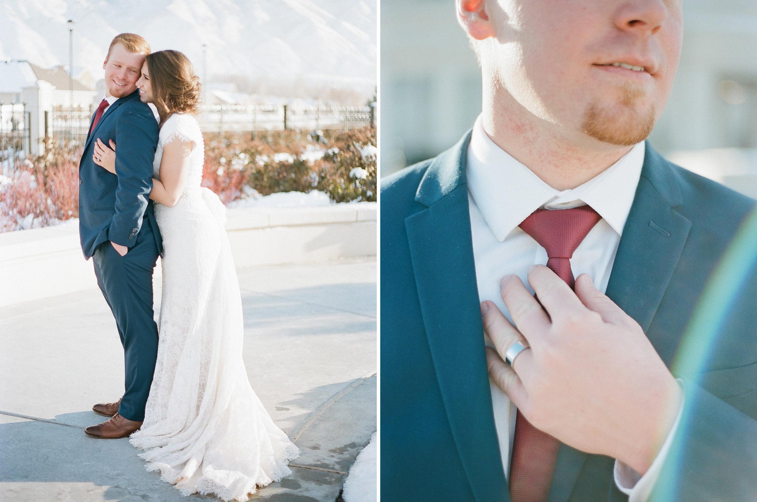 Payson Utah Wedding