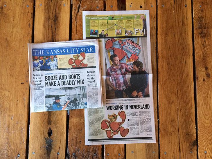 The Kansas City Star , July 5, 2014