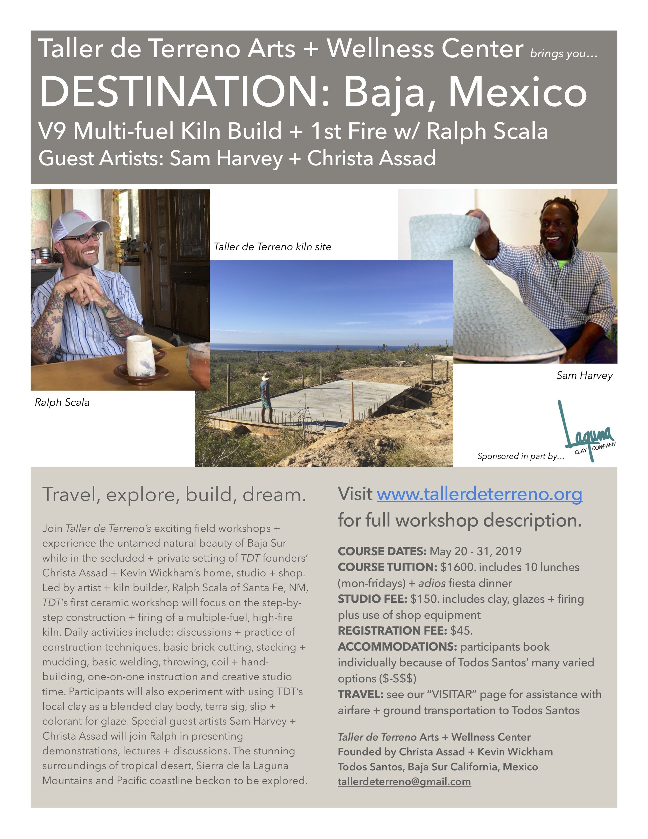 Baja V9 Multi-Fuel Kiln Build + 1st Fire w: Ralph Scala + Christa Assad_flyer.jpg