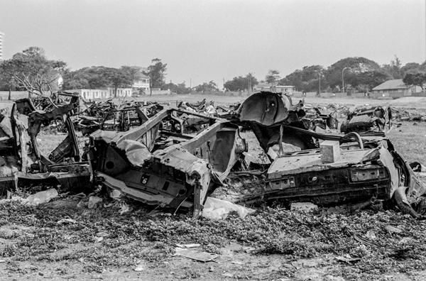 Automobile Carcasses