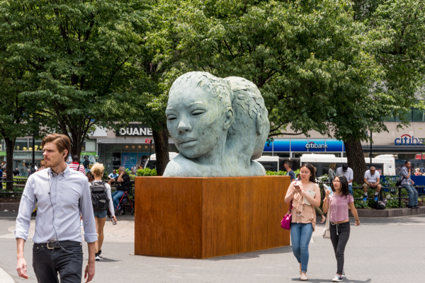 Art in The Park, Union Square