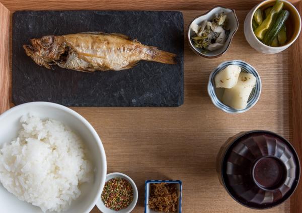 Japanese Breakfast, Kyoto Modern Terrace