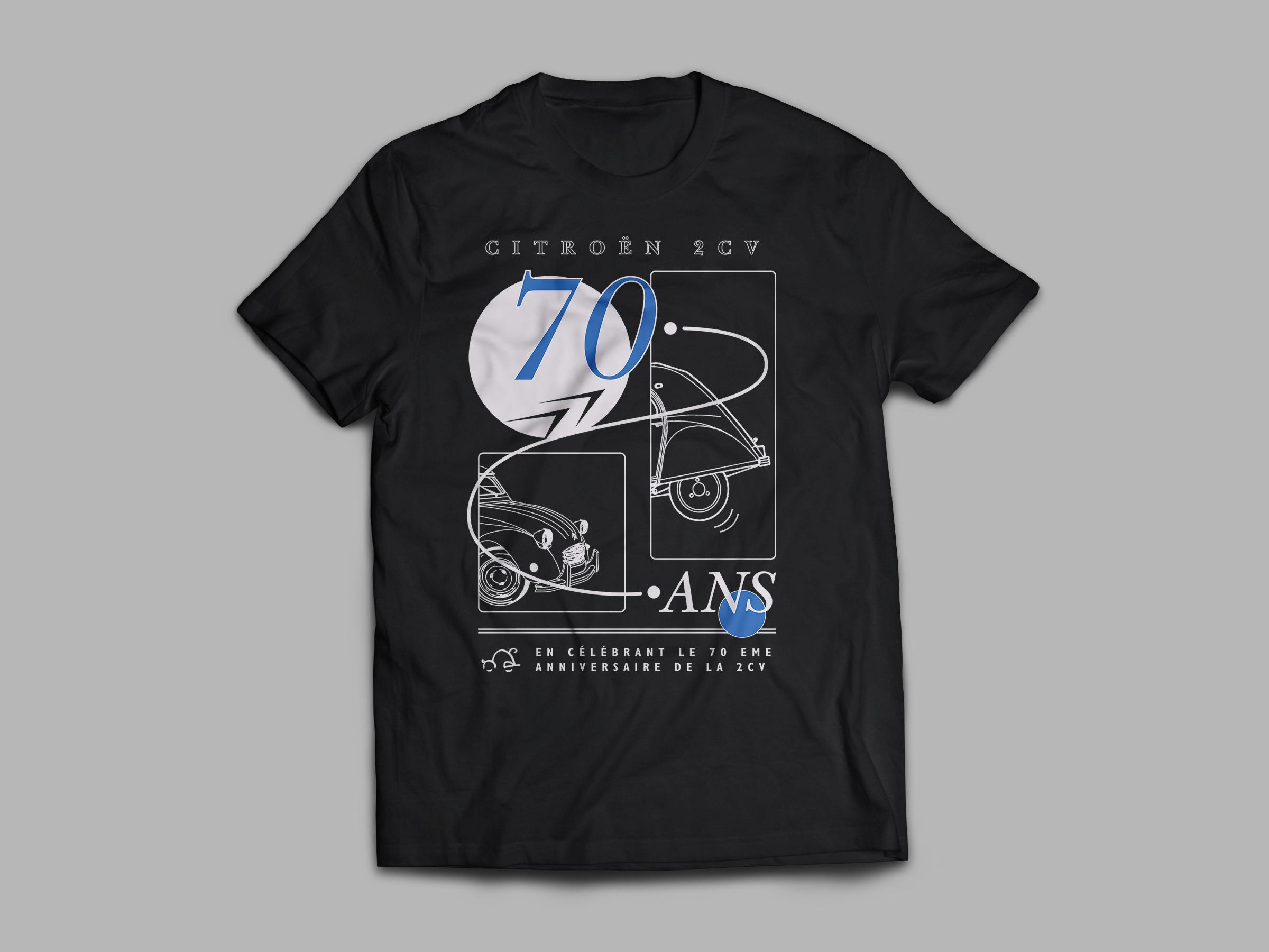 Black Citroen T-Shirt MockUp_Front.jpg