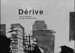 Derive    Writing by Bruna Mori Paintings by Matthew Kinney Meritage Press 2006
