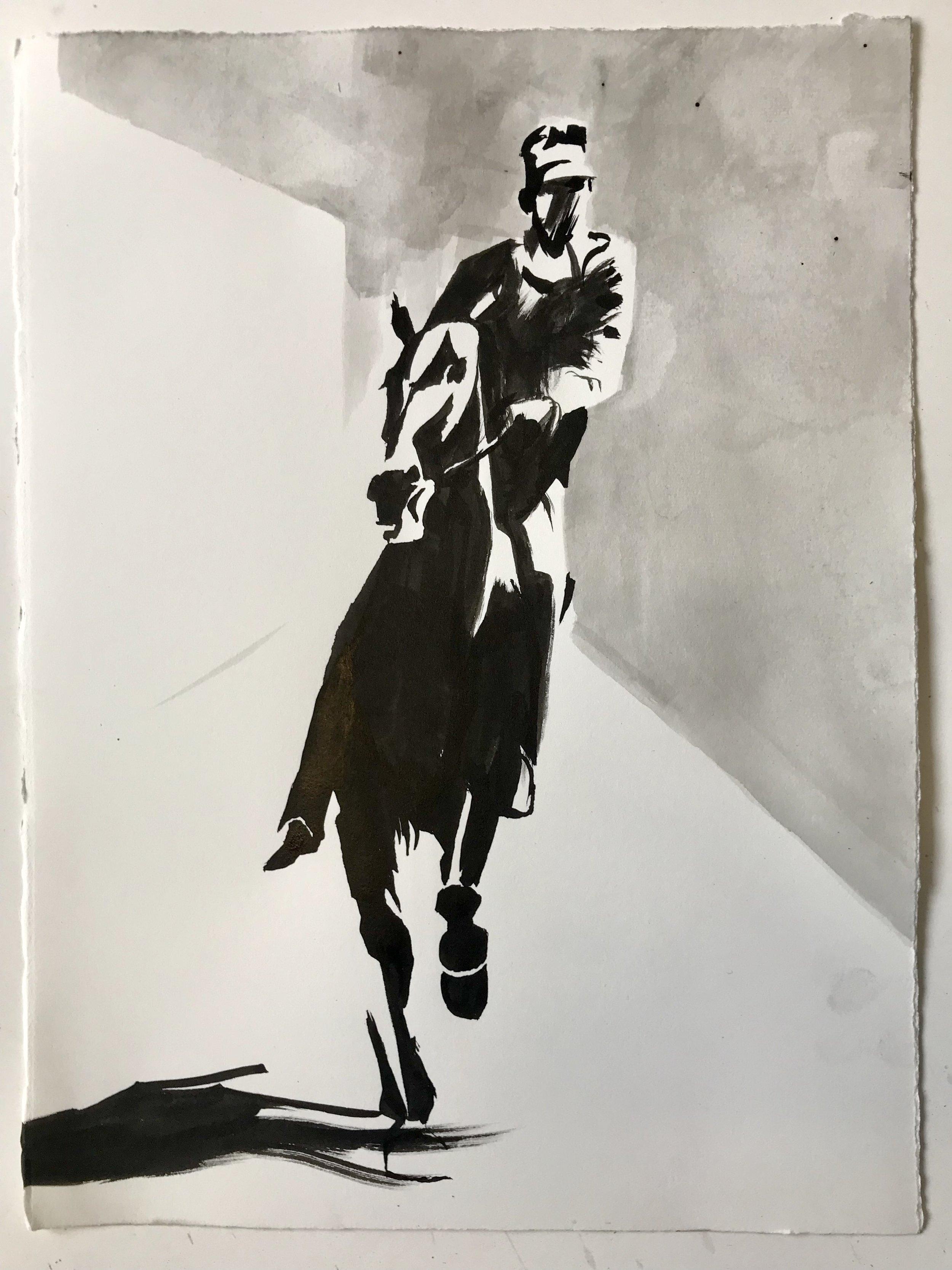 Horse, Rider