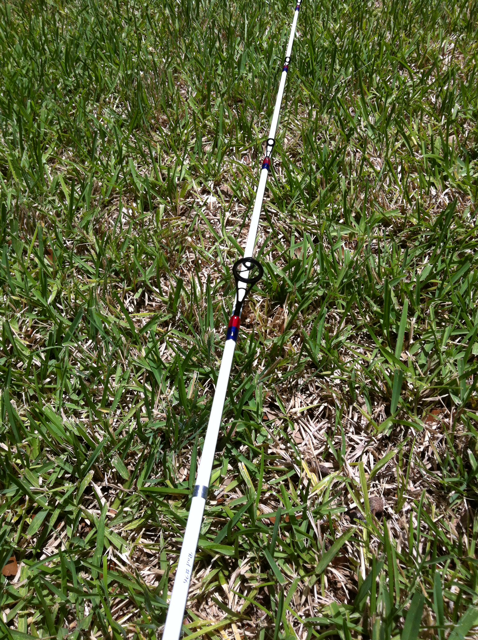 Micro-Wave Guides control the line so that you can cast farther with less effort.