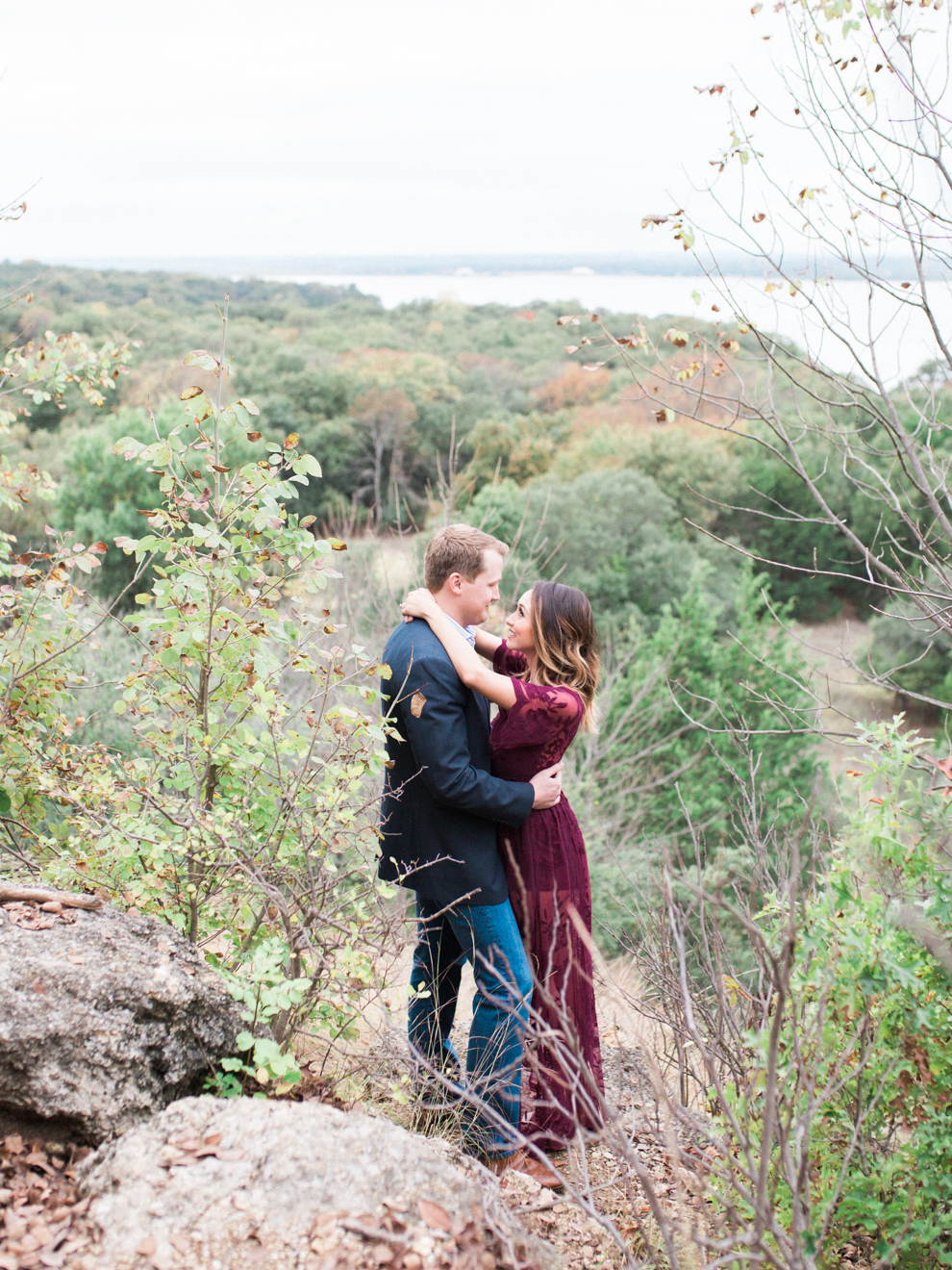 Fort Worth Lakeside Engagement_BrittLatzPhotography-3.jpg