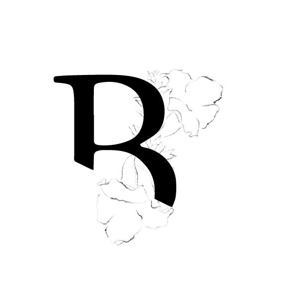 Secondary Logo I for Britt Latz by Drop Cap Design