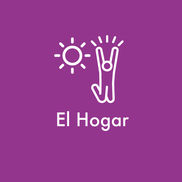 Support the work of home and school in Tegucigalpa with human and financial resources.