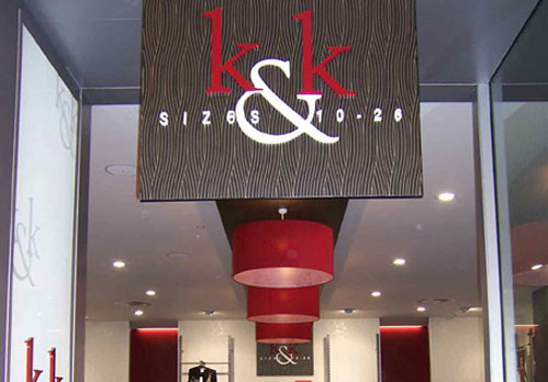 K&K RETAIL SHOP REVAMP - PALMERSTON NTH
