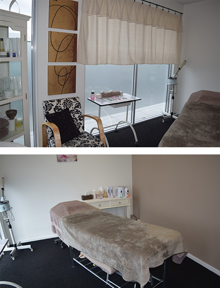 TREATMENT ROOMS BEFORE