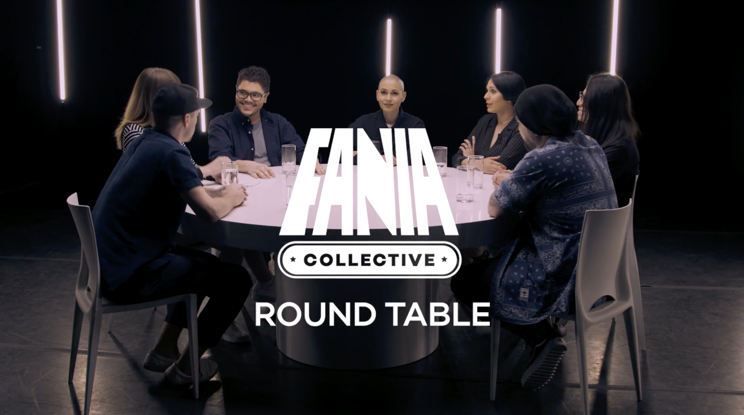 FANIA COLLECTIVE   Series