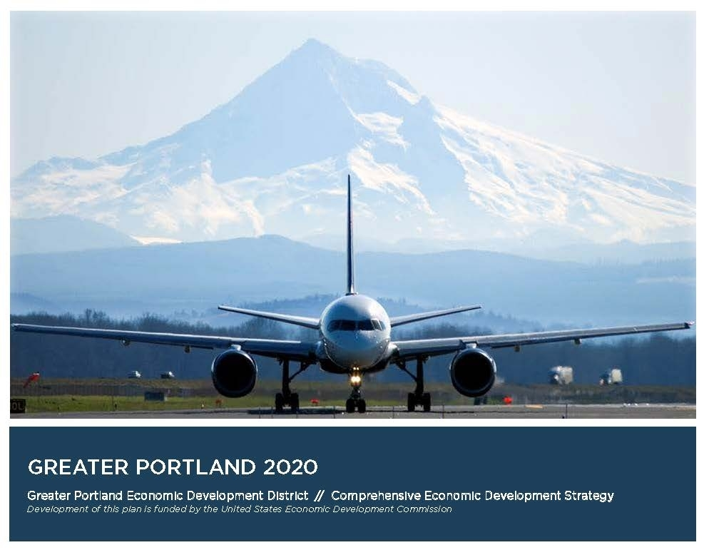 Greater Portland Comprehensive Economic Development Strategy