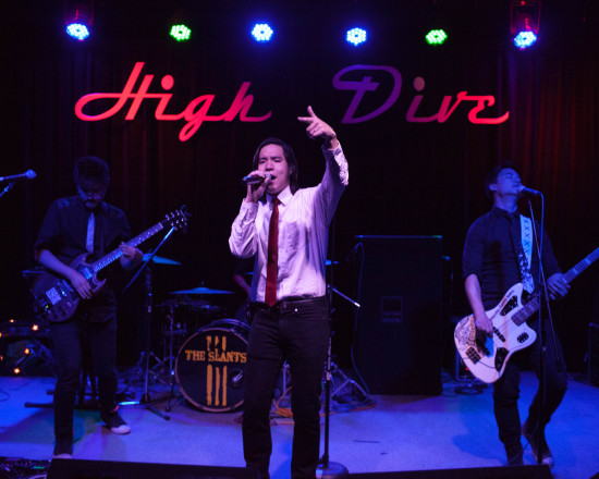 After years of legal maneuvering, the Slants's case was argued before the U.S. Supreme Court in January. The high court is expected to deliver its ruling as soon as June.