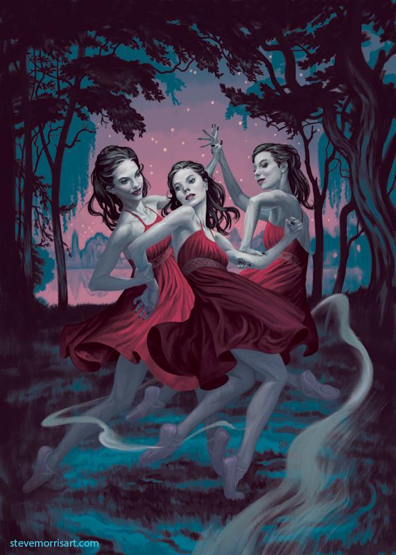 Drusilla #3 cover